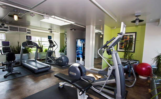 Seattle Apartments Fitness Center