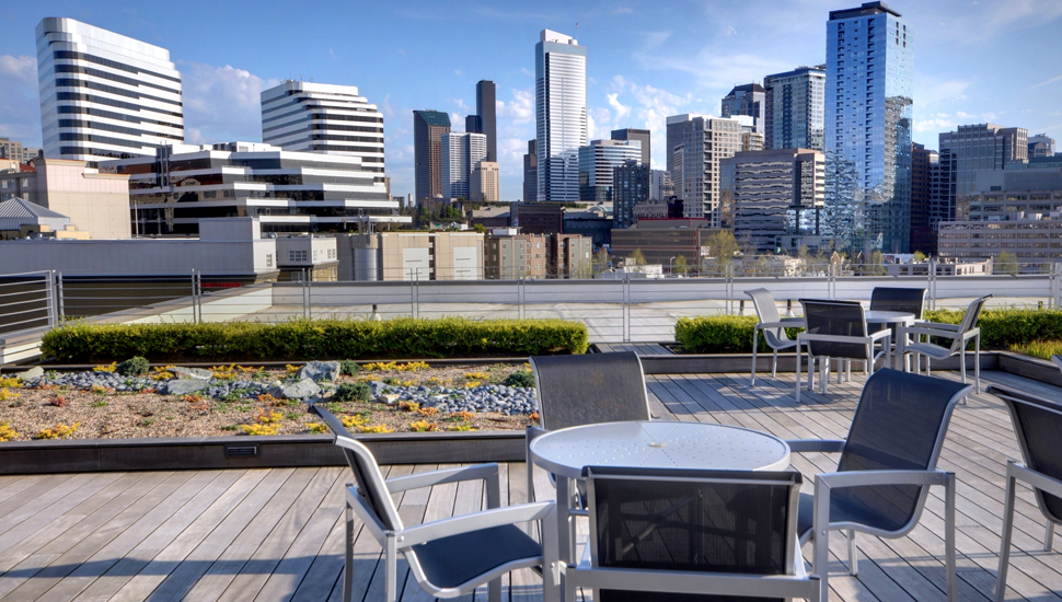 Alley24 Seattle | Roof Deck | ASI Location