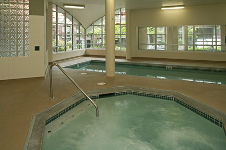 Fountain Court Seattle | Pool and Spa | ASI Location