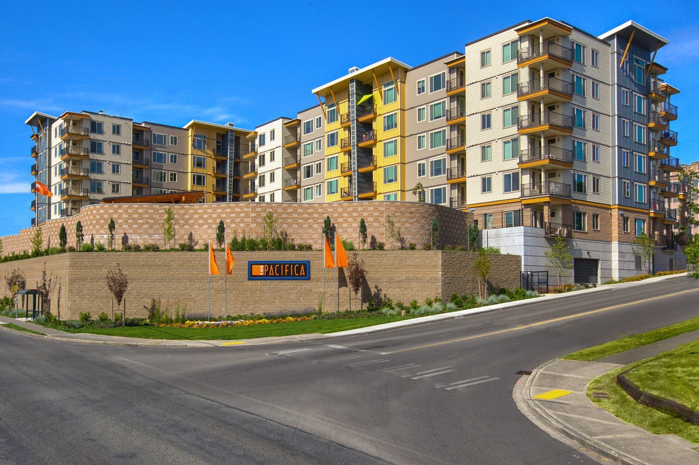 Seattle furnished apartments and short term rentals in for Pacifica house